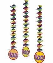 100 jaar decoratie spiralen 6x trend