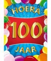 100 jaar mega deurposter trend