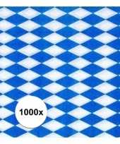 1000x oktoberfest beieren servetten trend