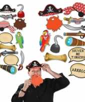 12x piraten thema photobooth props trend