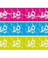 15 meter lint voor 60 jarige trend