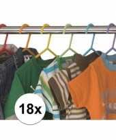 18x plastic kinder kledinghangers trend