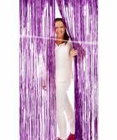 2 x 1 m paars deurgordijn trend