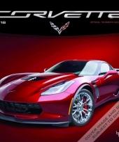 2018 kalender met corvette auto trend
