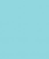 20x lichtblauwe kleine cocktail servetten 25 x 25 cm trend