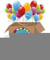 21 jarige feestversiering pakket trend
