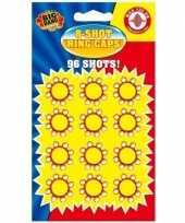 24x plaffertjes ringen voor een 8 schots pistool trend