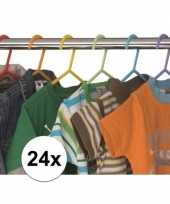 24x plastic kinder kledinghangers trend