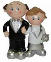 25 jarig huwelijk poppetjes trend