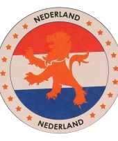 25x bierviltjes nederlandse leeuw thema print trend