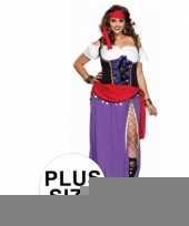 2delig gypsy kostuum voor dames trend