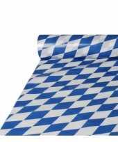2x stuks beierse tafelkleden van plastic op rol 20 x 1 meter trend