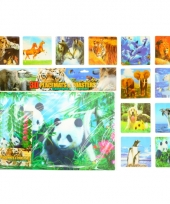 3d panda placemats en onderzetters trend