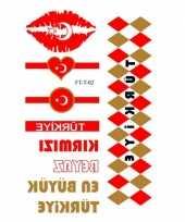 3d tattoos turkije trend