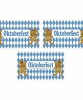 3x oktoberfest vlaggen 90 x 150 cm trend