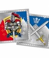 40x ridder themafeest servetten 33 x 33 cm papier trend