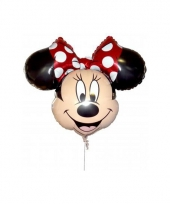 45 cm folie ballonnen minnie mouse trend