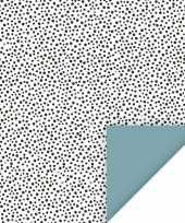 4x geschenkpapier stippen thema 70 x 200 cm trend