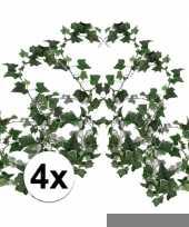 4x klimop slinger hedera helix 180 cm trend