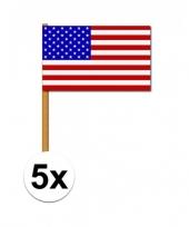 5 zwaaivlaggetjes amerika trend