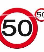 50 jaar placemats onderzetters trend