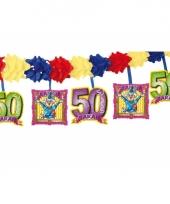 50 jaar slinger sara trend