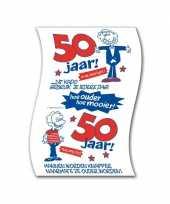 50 jaar toilet papier man trend