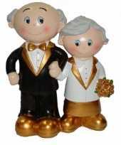 50 jarig huwelijk poppetjes trend