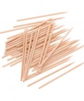 50 knutselhoutjes hobby spiesjes 30 cm trend