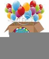 60 jarige feestversiering pakket xl trend