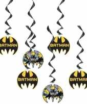 6x batman themafeest hangdecoraties trend