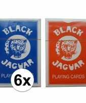 6x speelkaarten trend