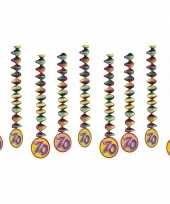70 jaar decoratie rotorspiralen trend 10153324
