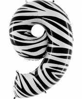 9 jaar versiering cijfer ballon trend 10062670