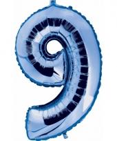 9 jaar versiering cijfer ballon trend 10062686