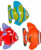 9x opblaasbare vissen trend