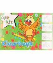 A4 dieren kleurplaten kleurboeken 24 vellen trend