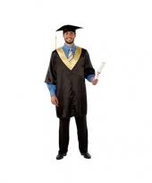 Afstudeer kostuum voor volwassenen trend