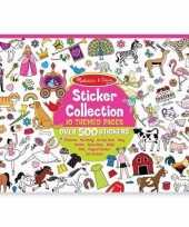 Agenda stickers 700x voor meisjes trend