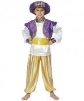 Aladdin verkleed kleren jongens trend