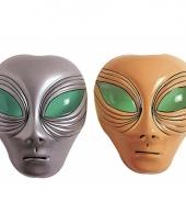 Alien masker plastic trend