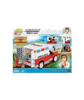 Ambulance speelgoed auto trend
