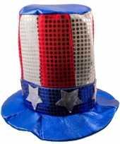 Amerikaanse hoge hoed trend