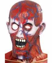 Anatomisch horror masker trend