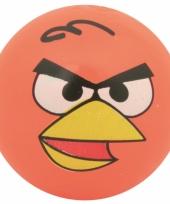Angry birds stuiterbal oranje trend