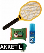 Anti insecten pakket large trend