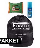 Anti muggen jungle pakket trend