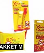 Anti muggen kinderpakket medium trend