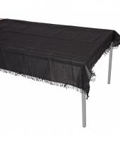 Antraciet tafelzeil voor buiten 220 x 140 cm trend