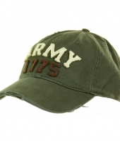 Army pet groen trend
